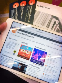 Musiikkikirjastot.fi on mukana Turun kansainvälisillä kirjamessuilla 2.–4. lokakuuta 2015.