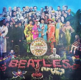 Yksi George Martinin häikäisevimmistä tuotantotöistä oli The Beatlesin klassikkoalbumi vuodelta 1967, Sgt. Pepper's Lonely Hearts Club Band.
