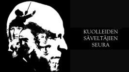 Minna Lindgren ja HelMet 2016: Kuolleiden säveltäjien seura.
