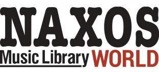 Naxos Music Library World.