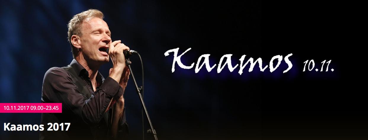 Kaamos 2017 | Turun pääkirjasto 10.11.