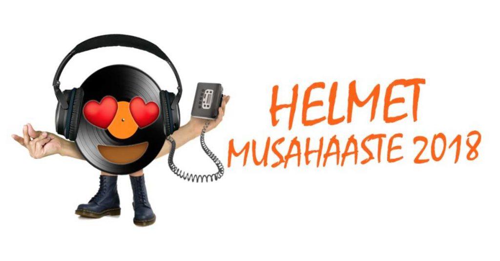 Helmet-musahaaste 2018