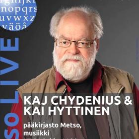 Kaj Chydenius ja Kai Hyttinen konsertoivat Metsossa 21. helmikuuta 2018.