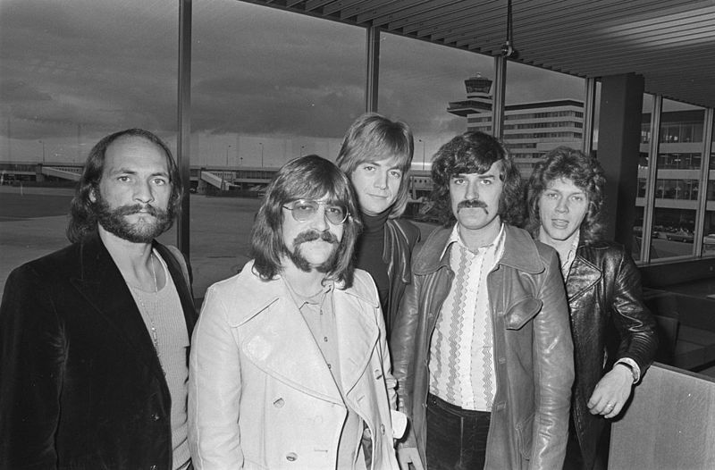 The Moody Blues vuonna 1970. Kuva: Wikipedia/Nationaal Archief.
