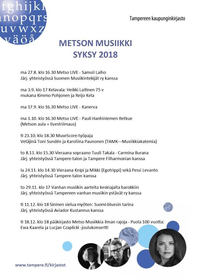 Metso Syksy 2018