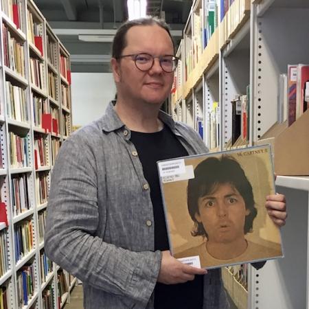 Varastokirjastosta voi tehdä kaukolainoja myös musiikista.