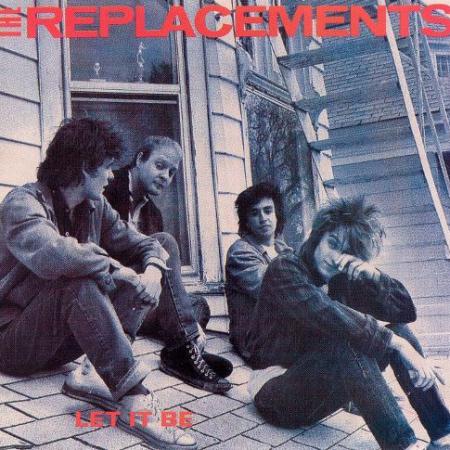 Kirjastoblogissa #Levyhyllyt: The Replacements-klassikko 'Let It Be' vuodelta 1984.