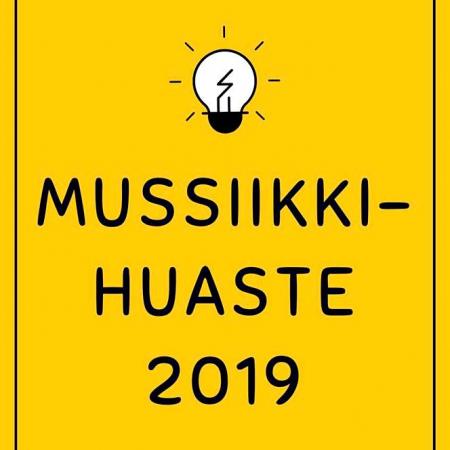 Kuopion kaupunginkirjaston Mussiikkihuaste 2019!
