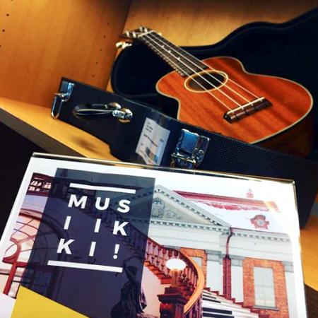 Turun musiikkikirjaston vilkas tapahtumakevät 2019!