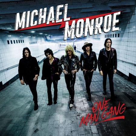 Levyhyllyt ja Ari Väntänen: Michael Monroe ja uutuuslevy One Man Gang.