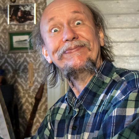 Matti Rag Paananen 80-vuotishaastattelussa à la Musasto.