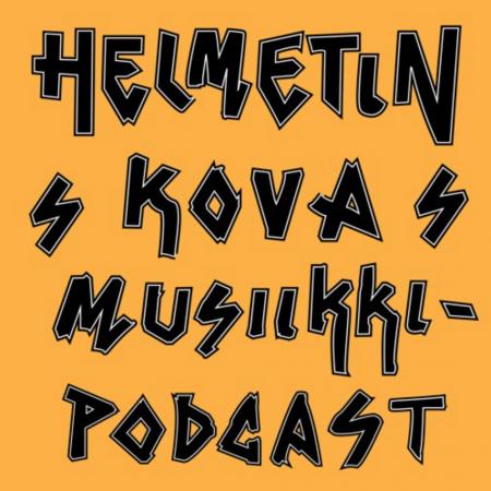 Helmetin kova musiikkipodcast nyt SoundCloudissa. Logo: Karoliina-Havaste.