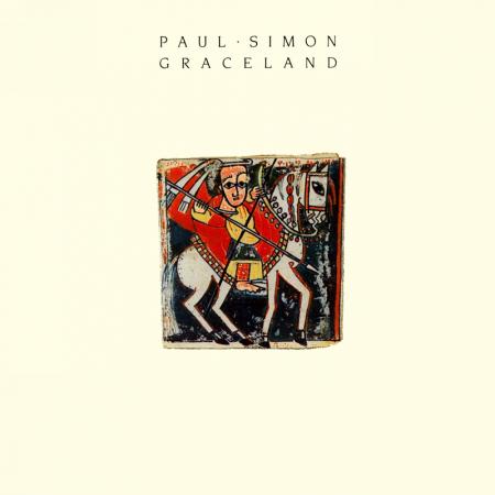 Ari Väntäsen aiheena blogissa Levyhyllyt: Paul Simonin klassikko Graceland.