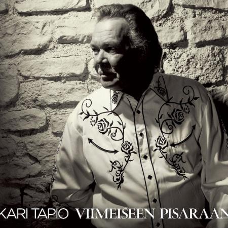 Ari Väntänen ja Levyhyllyt – Kari Tapio: Viimeiseen pisaraan.