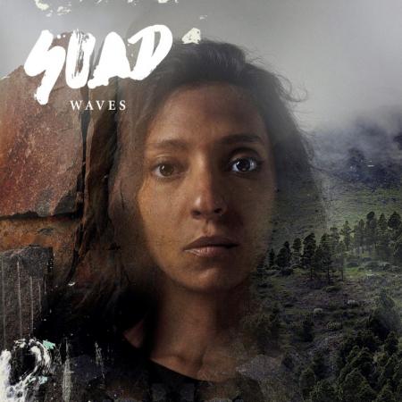 Ari Väntänen ja Levyhyllyt – Suad Khalifan debyyttialbumi Waves.