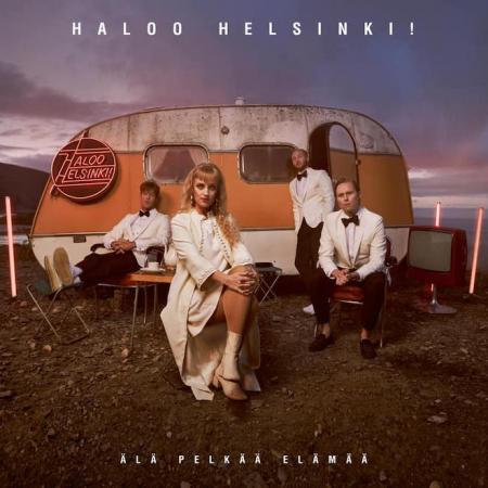 Ari Väntänen kirjastoblogissa Levyhyllyt: Haloo Helsinki! – Älä pelkää elämää.