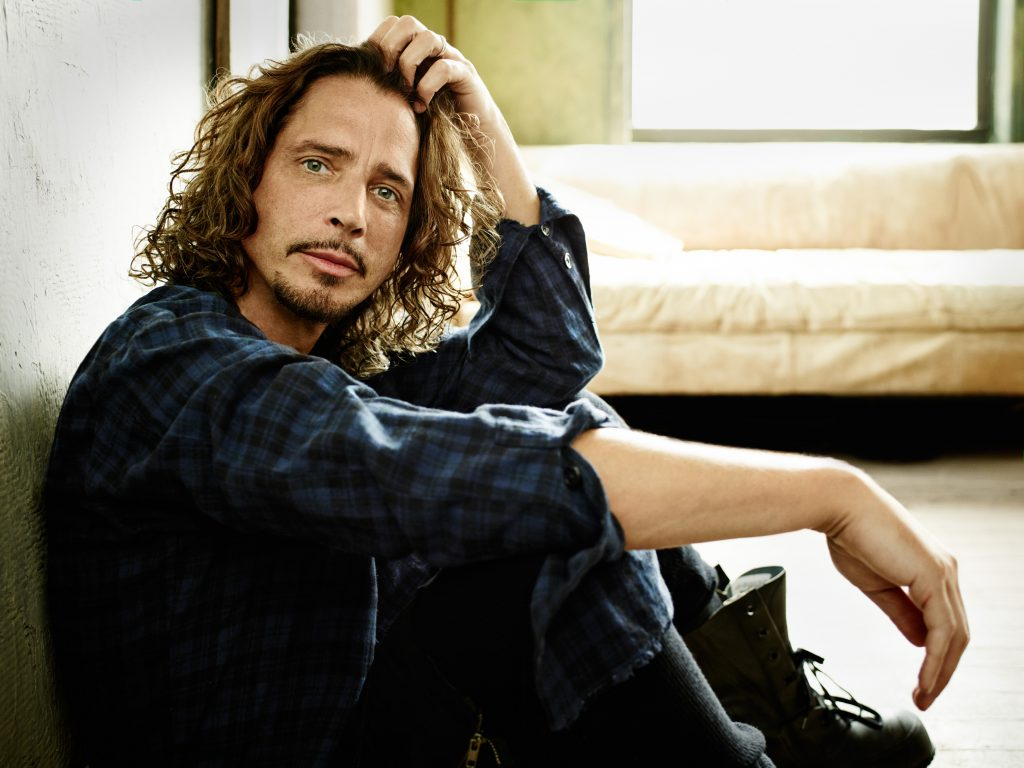Chris Cornell (1964–2017). Kuva: BBGunPress.