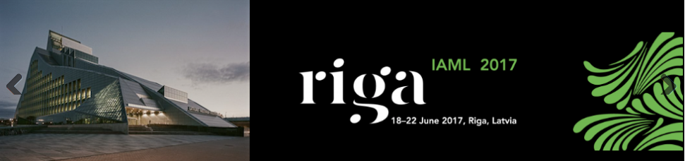 IAML Riga 2017.