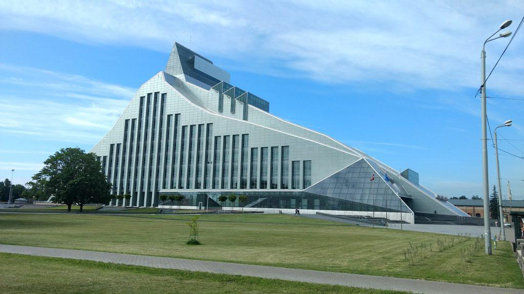 Latvian kansalliskirjasto toimi IAML-kongressin keskuksena kesäkuussa 2017.