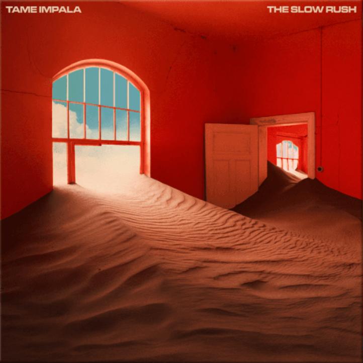 Tame Impala: The Slow Rush (2020).