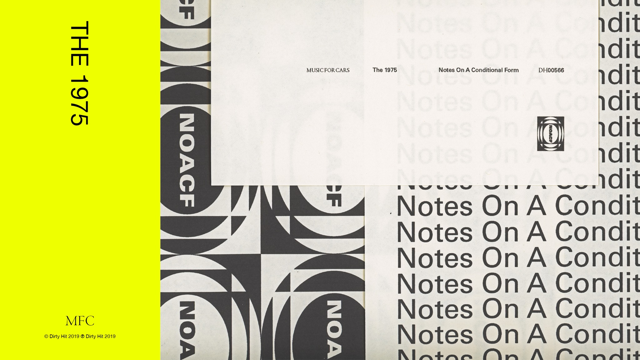The 1975: Notes On A Conditional Form (2020).
