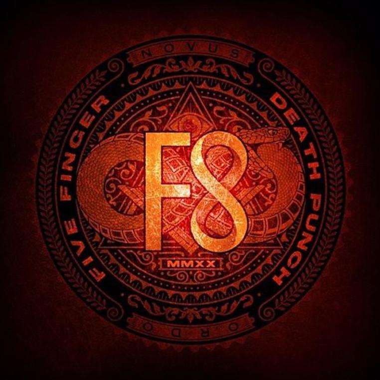 Five Finger Death Punch: F8 (2020).