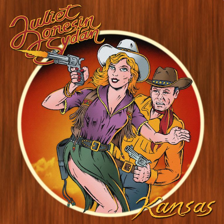 Juliet Jonesin Sydän: Kansas (2020).