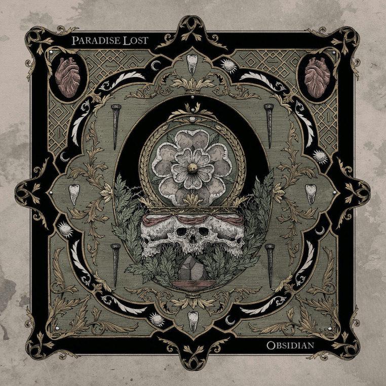Paradise Lost: Obsidian (2020).