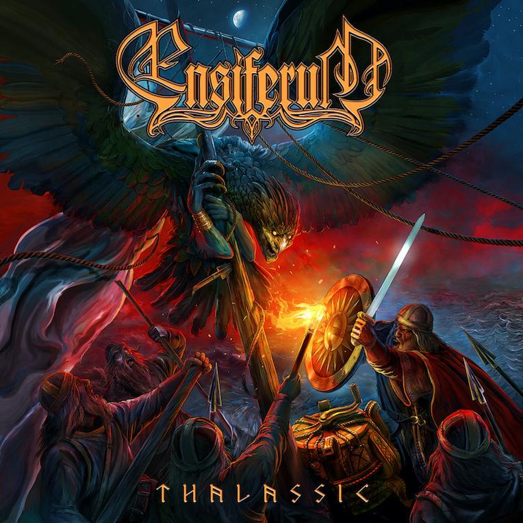 Ensiferum: Thalassis (2020).