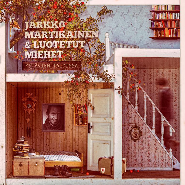 Jarkko Martikainen ja Luotetut miehet: Ystävien taloissa (2020).