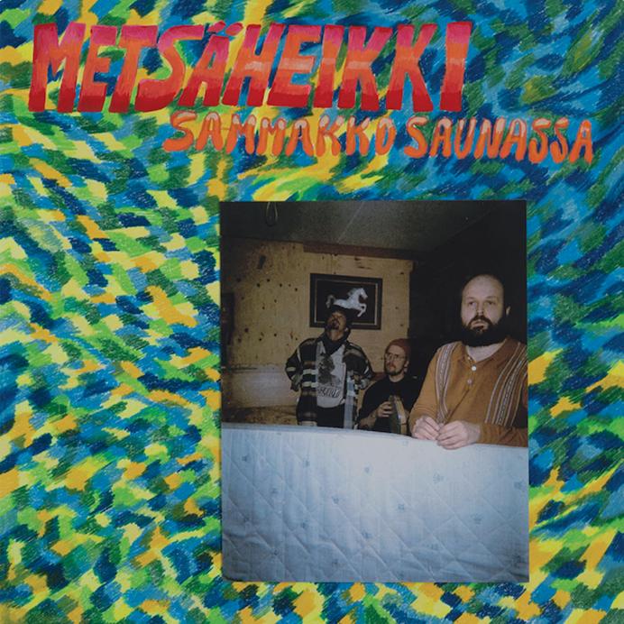 Metsäheikki: Sammakko saunassa (2020).