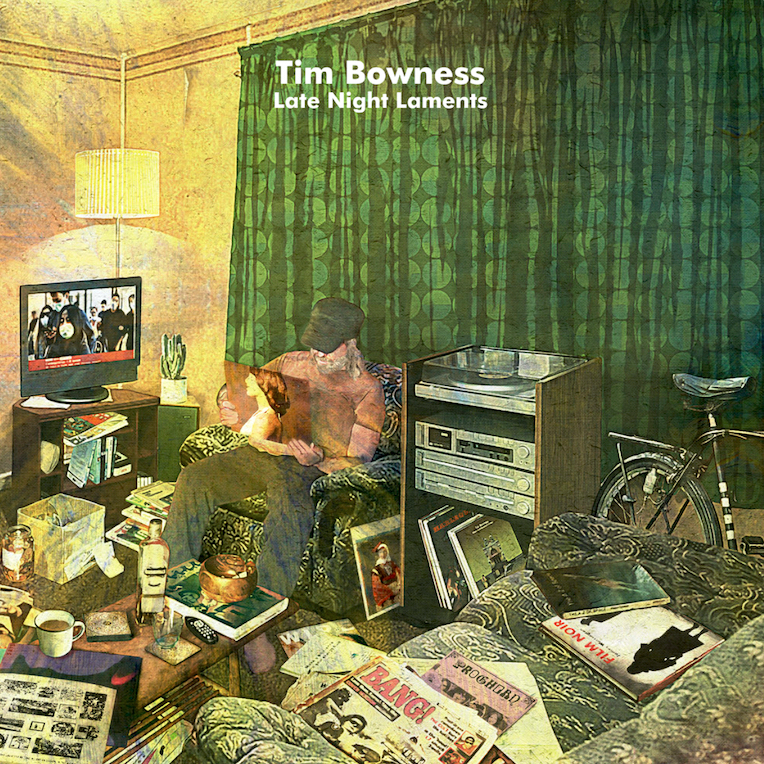 Tim Bowness: Late Night Laments (2020).