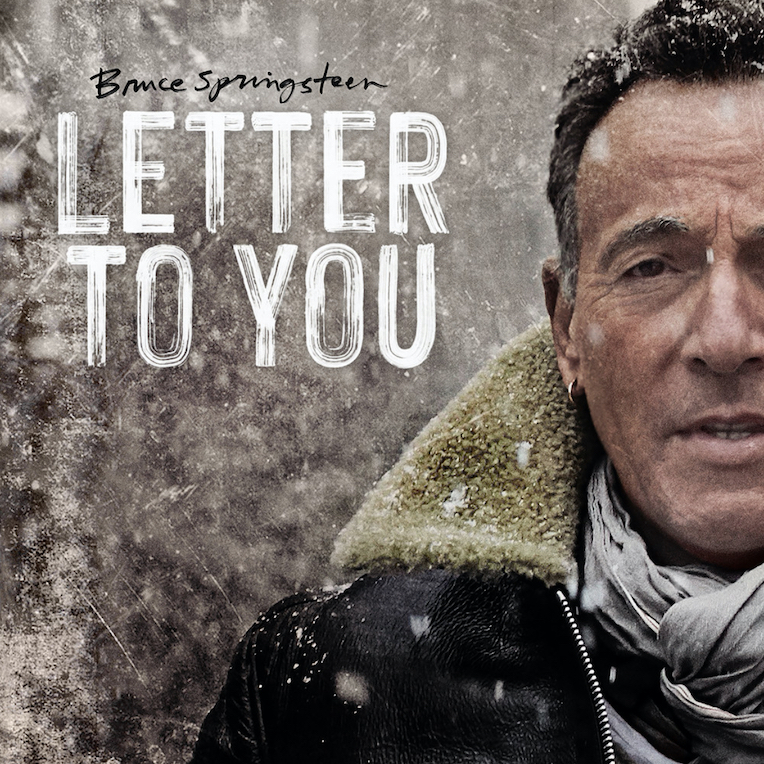 Bruce Springsteen: Letter To You (2020).