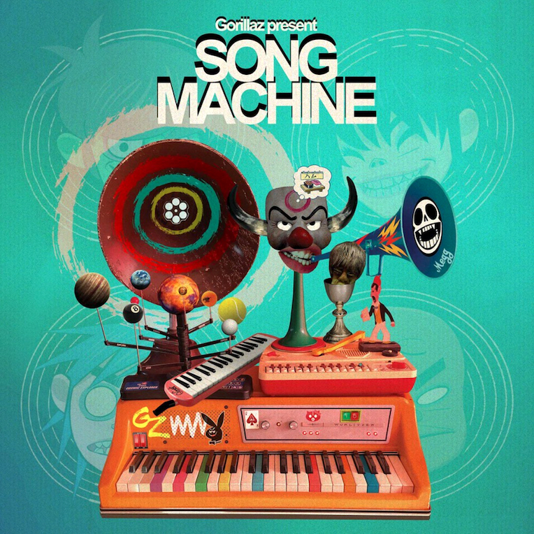 Gorillaz: Song Machine Season 1 (2020).