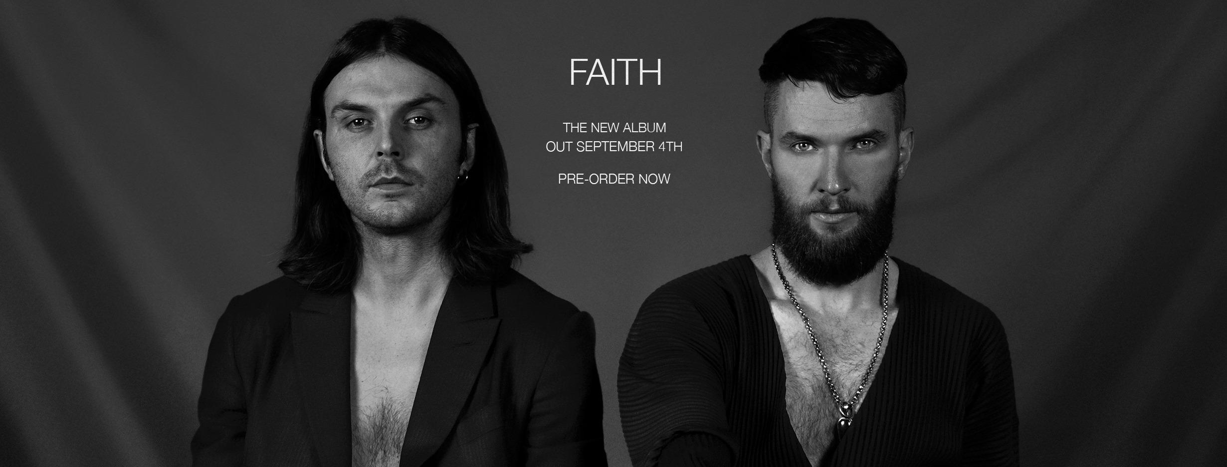 Hurts: Faith (2020).
