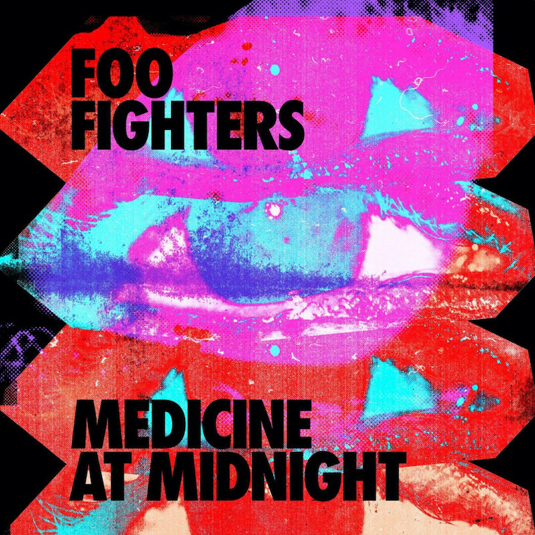 Foo Fighters: Medicine At Midnight (2021).