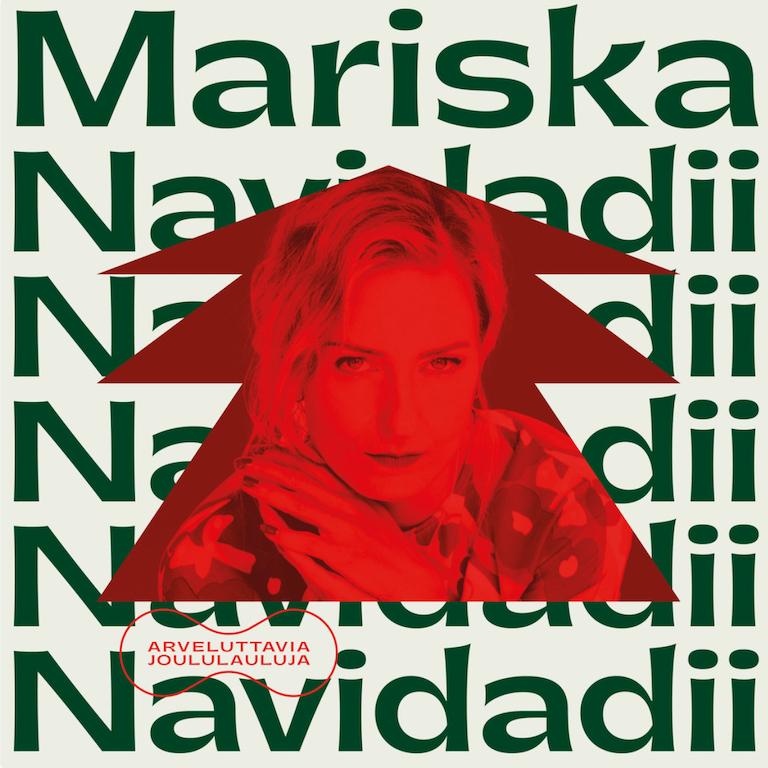 Mariska: Navidadii – arveluttavia joululauluja (2020).