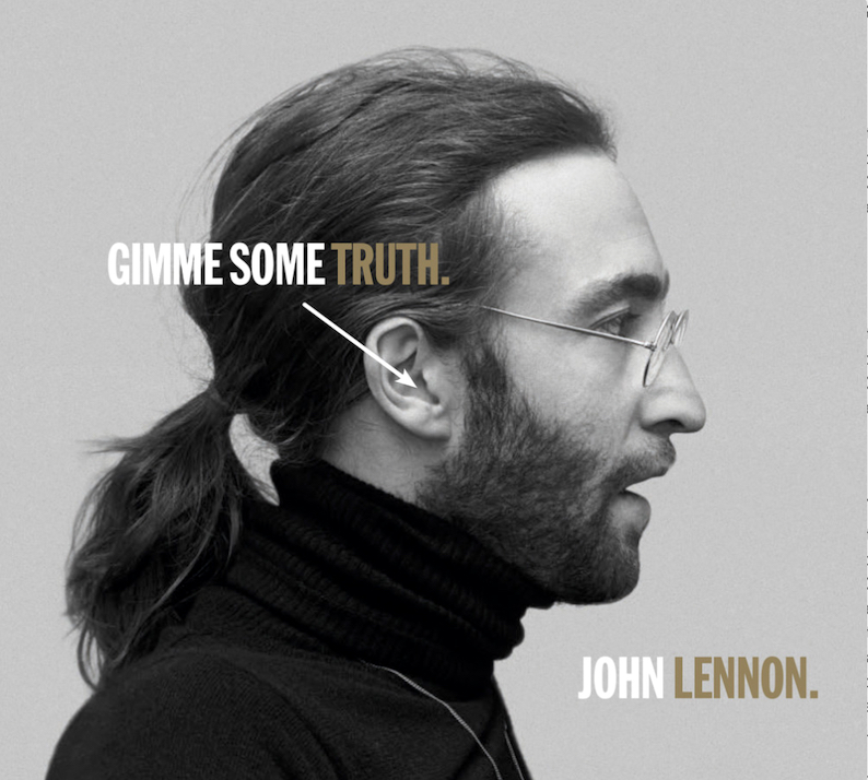 John Lennon: Gimme Some Truth. (2020).