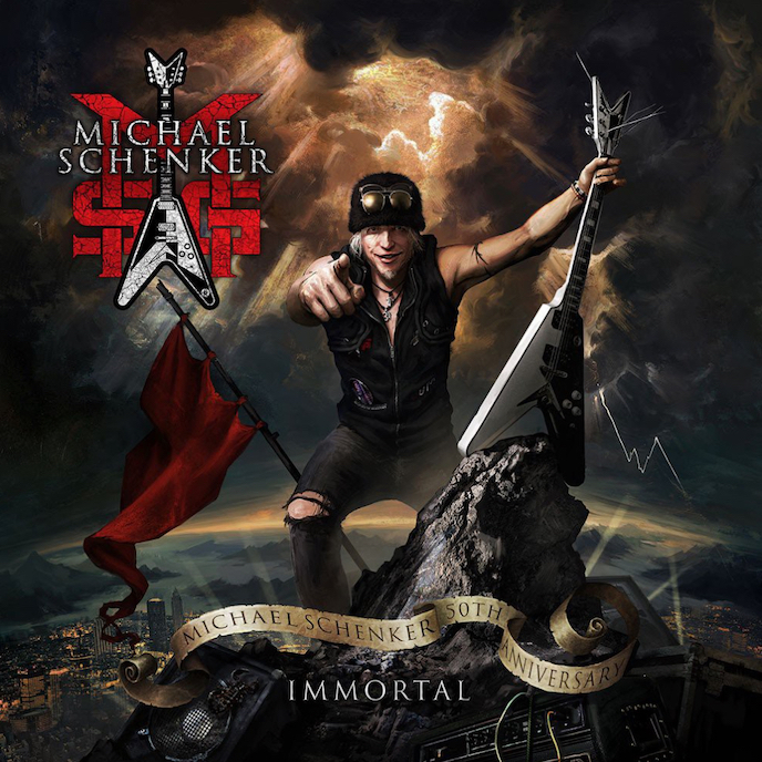 Michael Schenker Group: Immortal (2021).