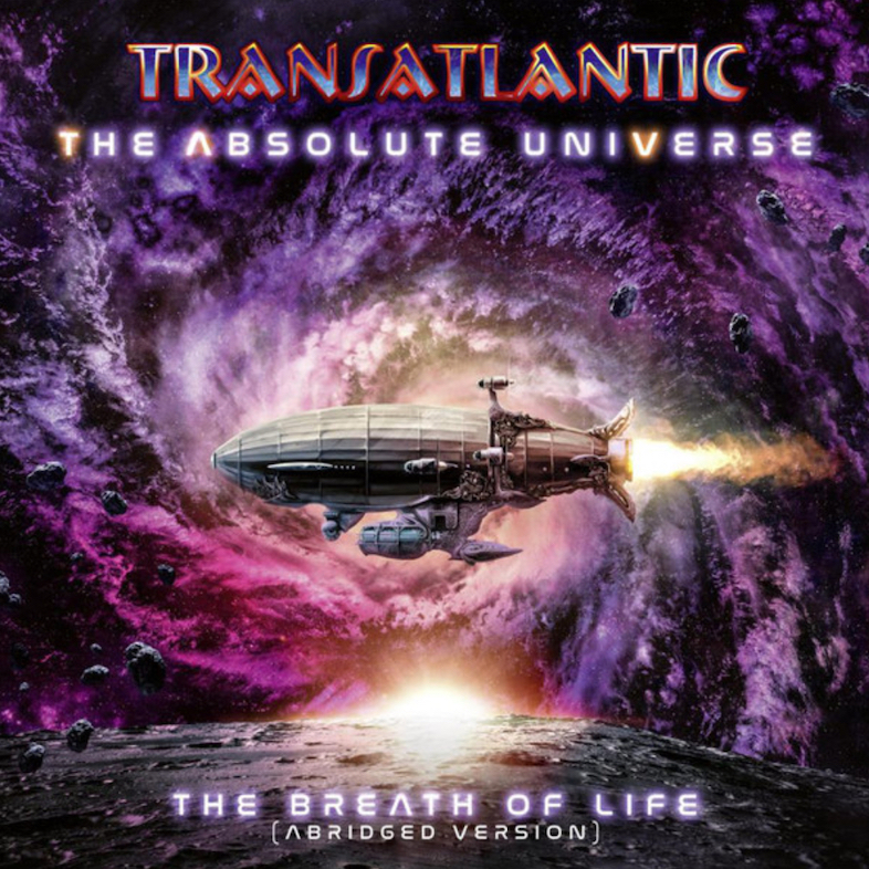 Transatlantic: The Absolute Universe – The Breath Of Life Abridged Version (2021).