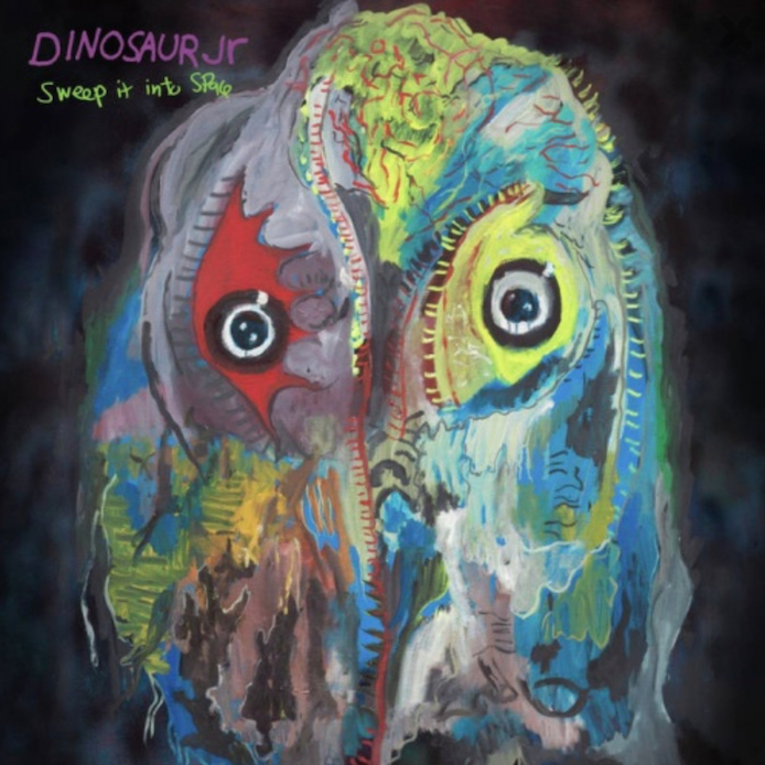 Dinosaur Jr: Sweep It Into Space (2021).