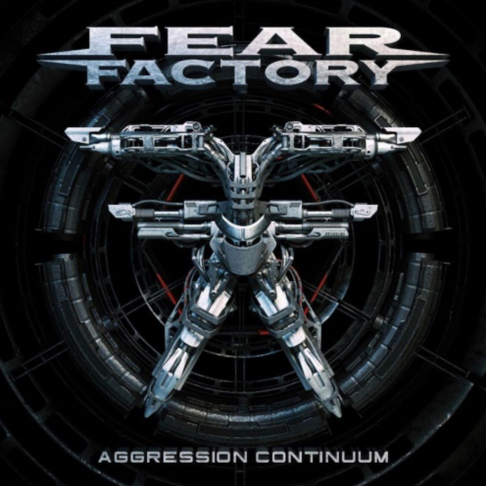Fear Factory: Aggression Continuum (2021).