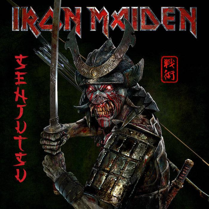 Iron Maiden: Senjutsu (2021).