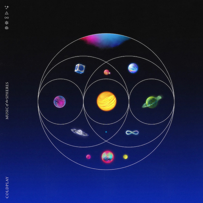 Coldplay: Music Of The Spheres (2021).