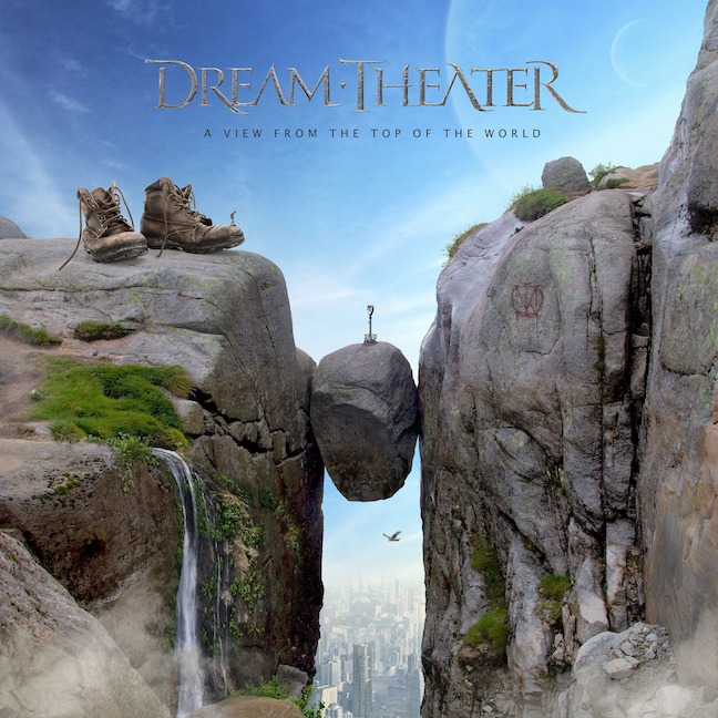 Dream Theater: A View From The Top Of The World (2021).