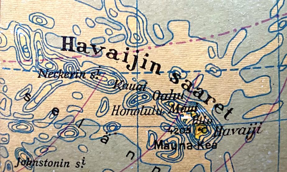 Havaijin saaret