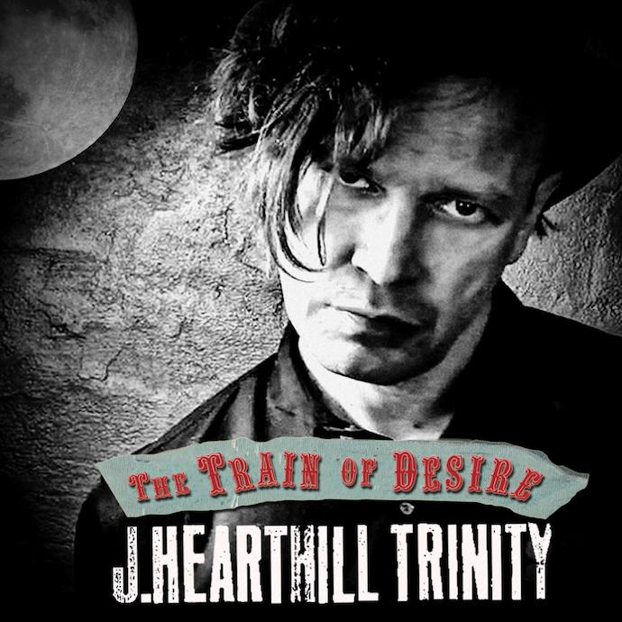 J. Hearthill Trinity: The Train Of Desire (2021).
