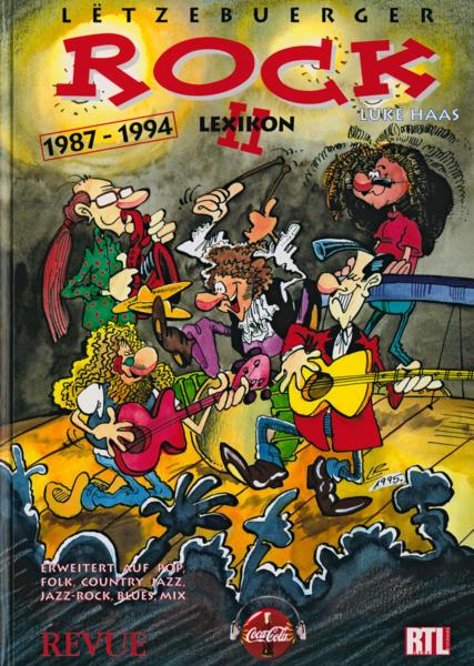 Luke Haas: Lëtzebuerger Rocklexikon II 1987–1994 (1995).