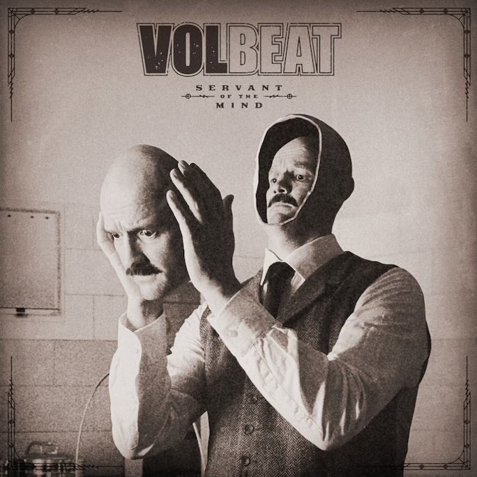 Volbeat: Servant Of The Mind (2021).