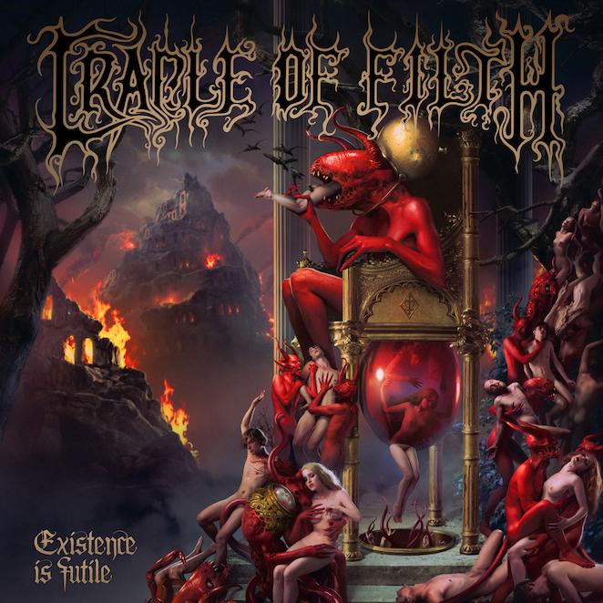Cradle of Filth: Existence Is Futile (2021).